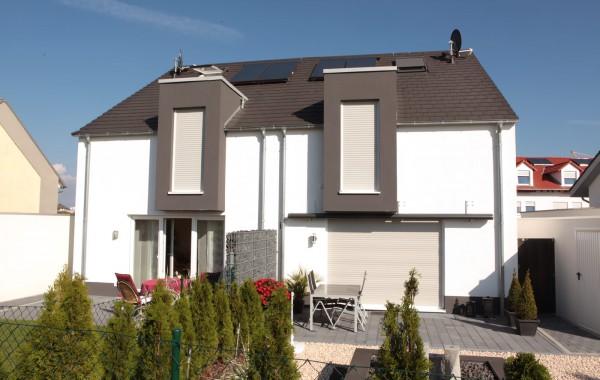 Rödermark/ Urberach – Doppelhaushälfte