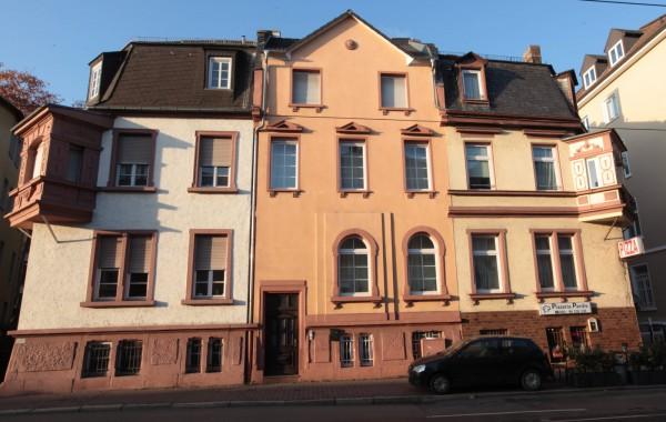 Frankfurt  -Sachsenhausen – Sanierung Einfamilienhaus