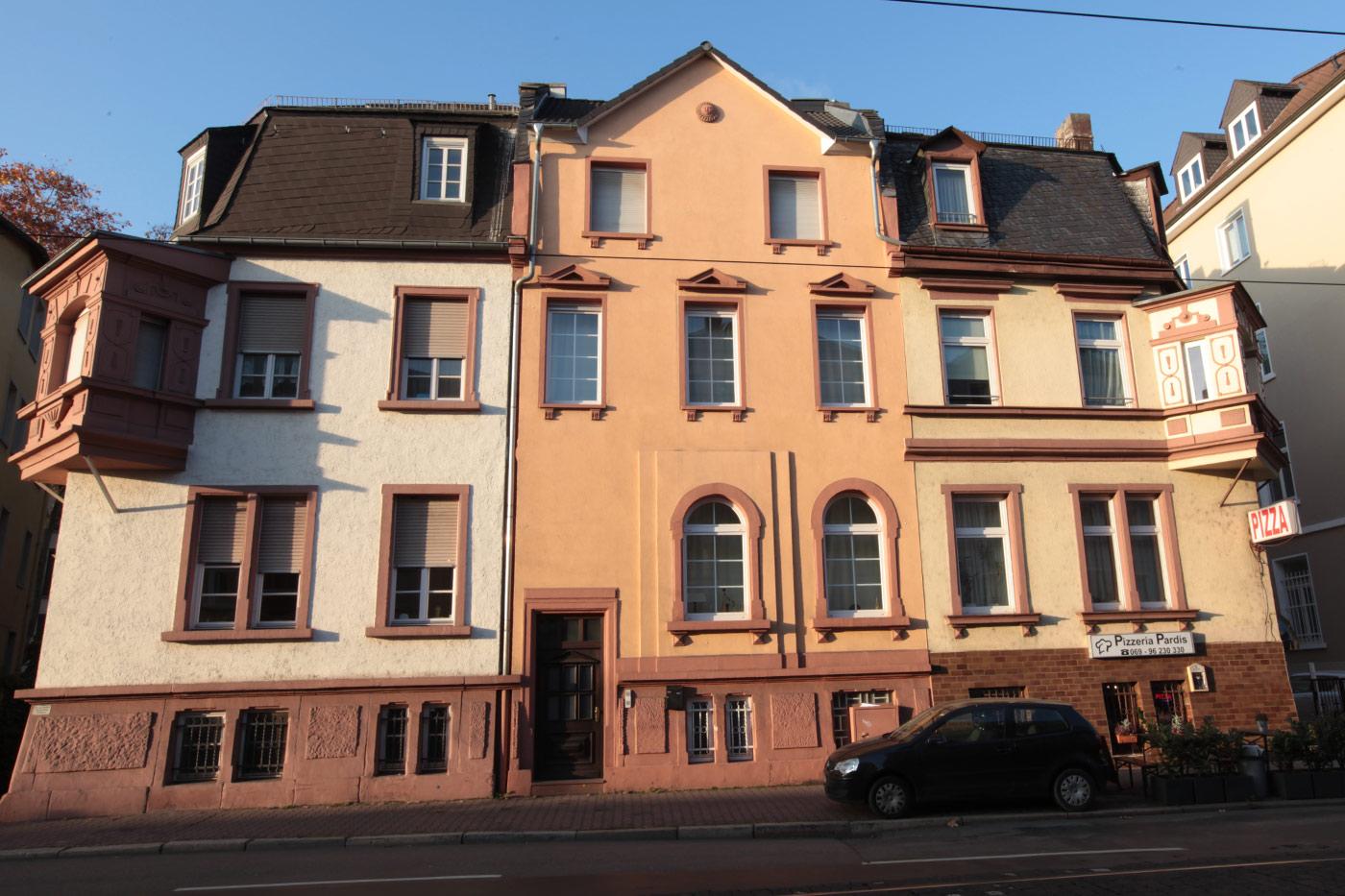 frankfurt sachsenhausen sanierung einfamilienhaus. Black Bedroom Furniture Sets. Home Design Ideas