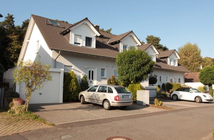 Rödermark – Urberach – Neubau von vier Doppelhaushälften