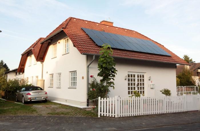 Rödermark – Urberach – Neubau zwei Doppelhäuser