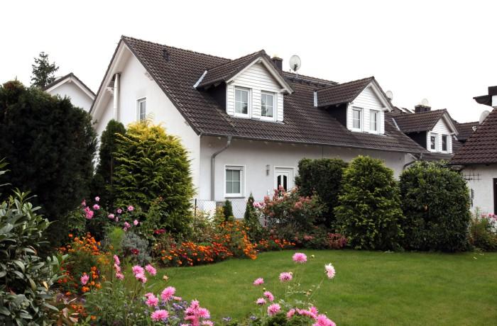 63322 Rödermark/ Waldacker – Neubau von sechs Doppelhaushälften