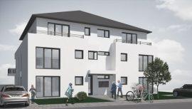 NEU! 5 Eigentumswohnungen in Rödermark/ Urberach