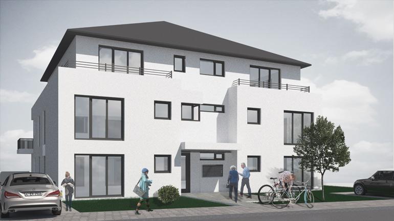 5 Eigentumswohnungen | Haus + Wohnung Vertriebs GmbH